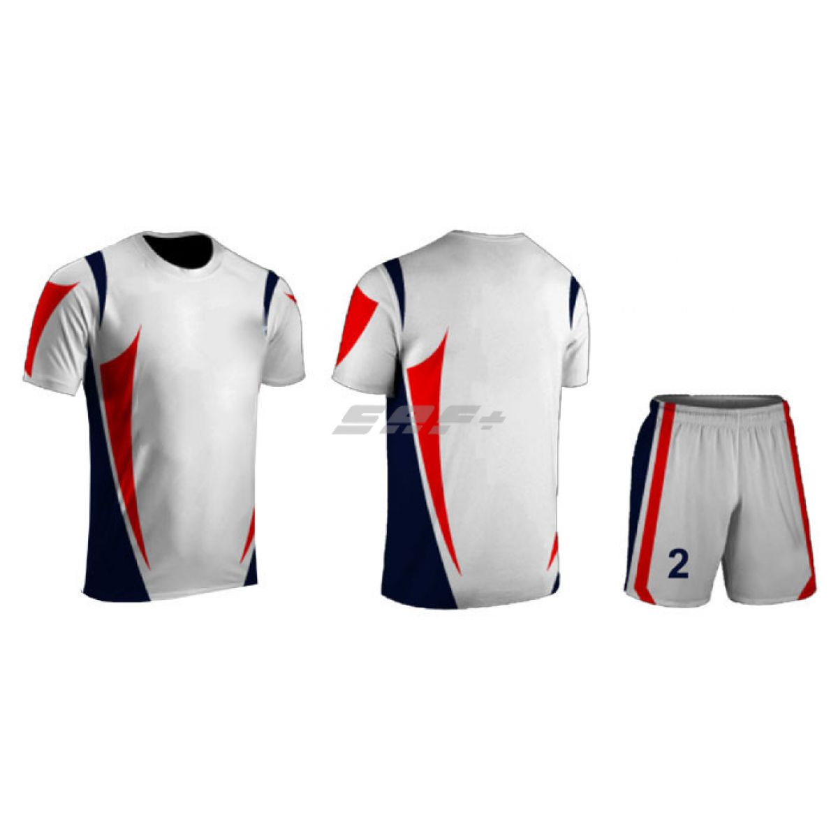 Футбольная форма высочайшего качества по индивидуальному дизайну в ... c4cf436a178
