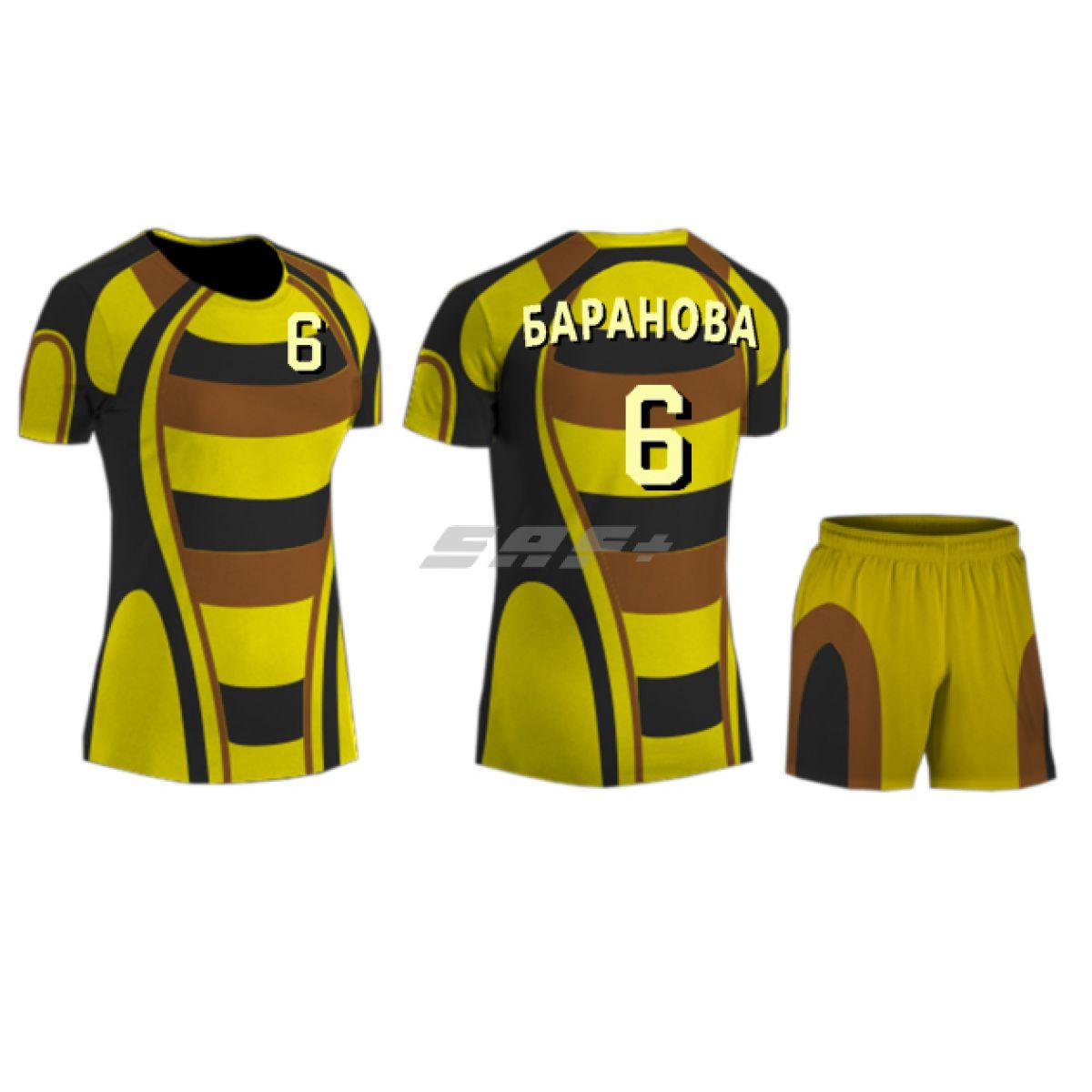 S.A.F. - женская футбольная форма и спортивная экипировка на заказ 0a711fa6b31