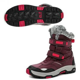 Ботинки Jack Wolfskin Girls Snow Flake Texapore INT