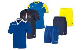 Футбольная форма ведущих брендов