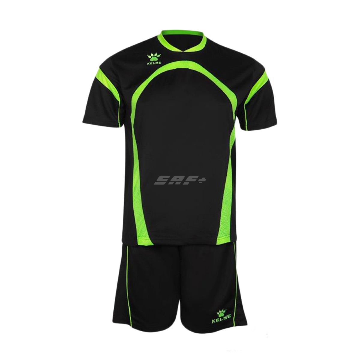 Форма футбольная Kelme Mega Set JR (детская)