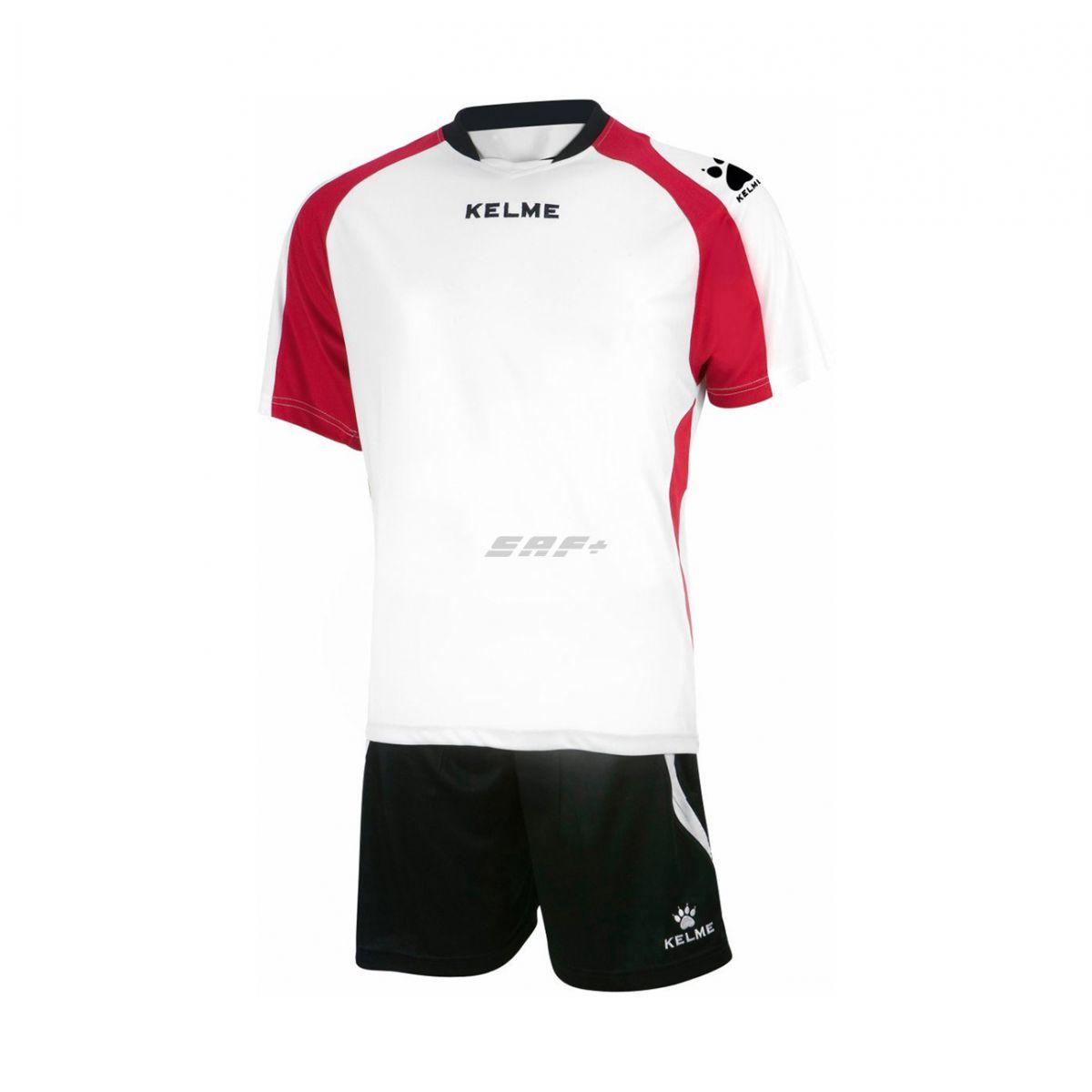Форма футбольная Kelme Saba Set JR (детская)