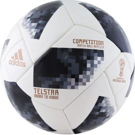 Мяч футбольный ADIDAS WC2018 Telstar Competition