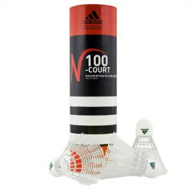 Воланы для бадминтона Adidas N100 Court-Slow