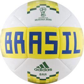 Мяч футбольный Adidas WC2018 Capitano CBF