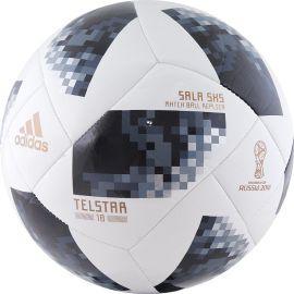Мяч футзальный Adidas WC2018 Telstar Sala 5x5