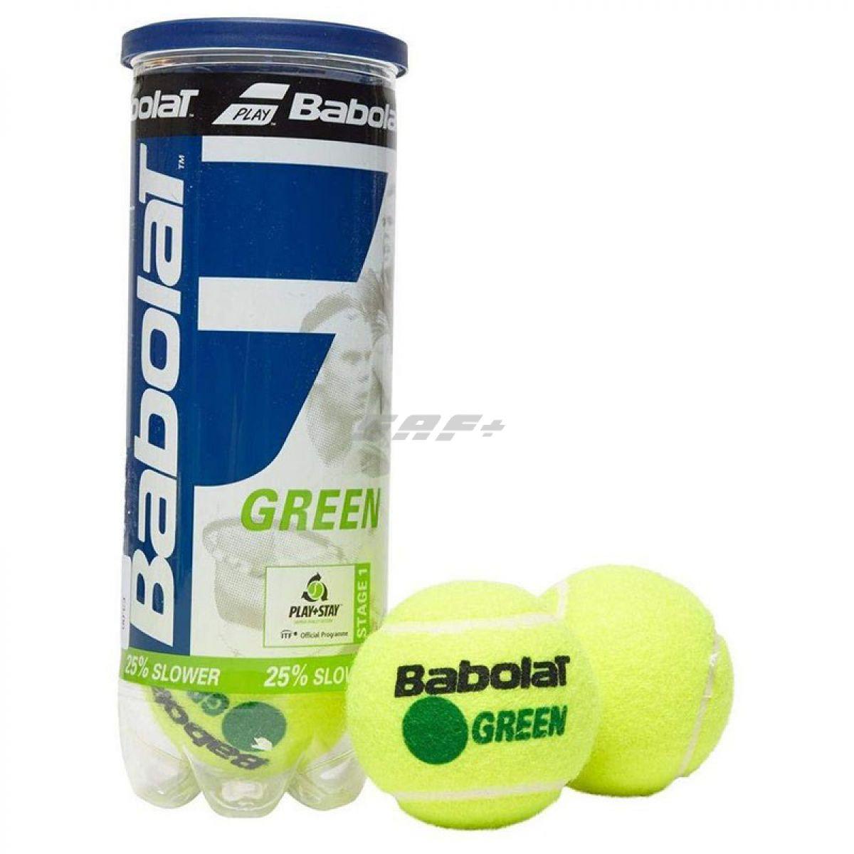 Мяч теннисный BABOLAT Green