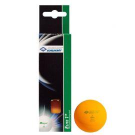 Мяч для настольного тенниса Donic-Schildkroet Elite 1*