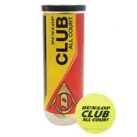 Мяч теннисный Dunlop CLUB All Court