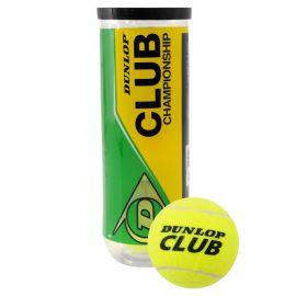 Мяч теннисный Dunlop CLUB Championship