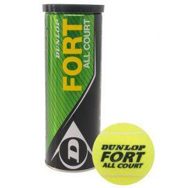 Мяч теннисный Dunlop Fort All Court 3B