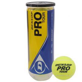 Мяч теннисный Dunlop Pro Tour 3B