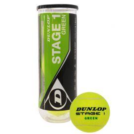 Мяч теннисный Dunlop Stage 1 (GREEN) 3B