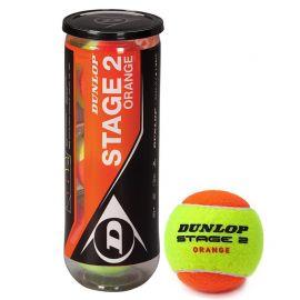 Мяч теннисный Dunlop Stage 2 (ORANGE) 3B