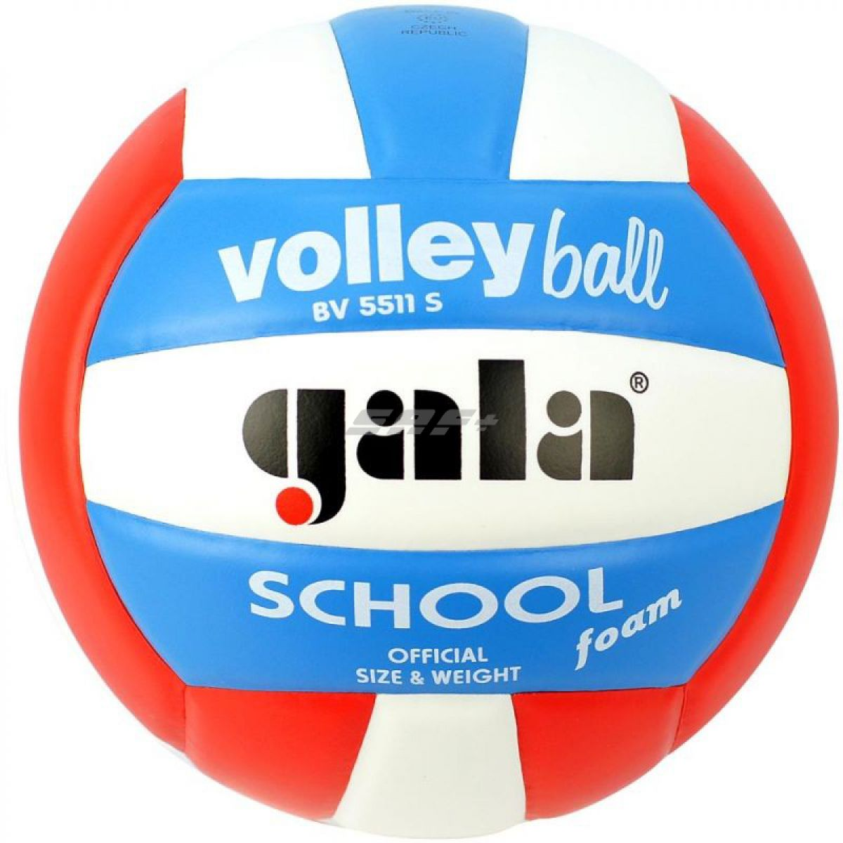 Мяч волейбольный Gala School Foam Colour
