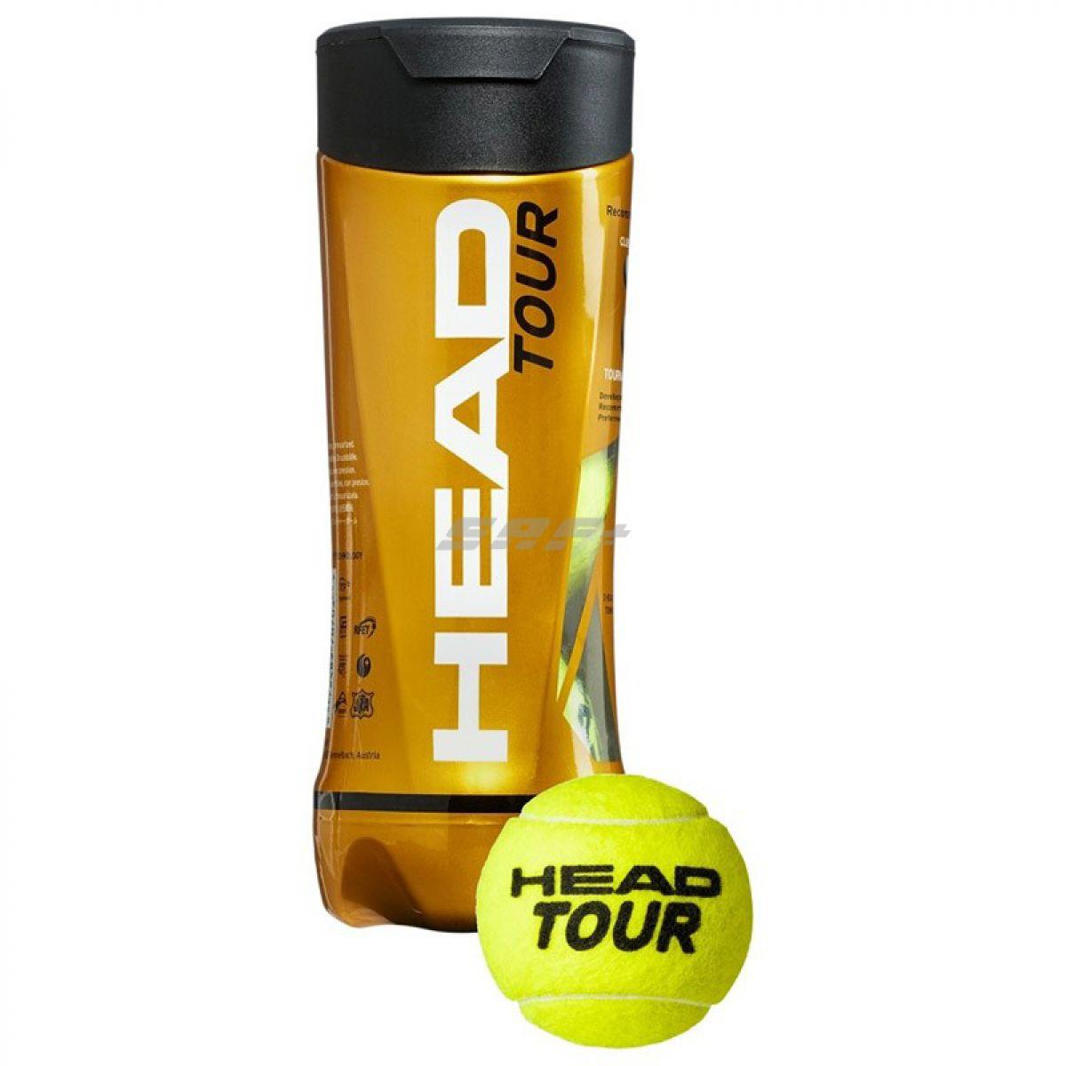 Мяч теннисный HEAD TOUR 3B
