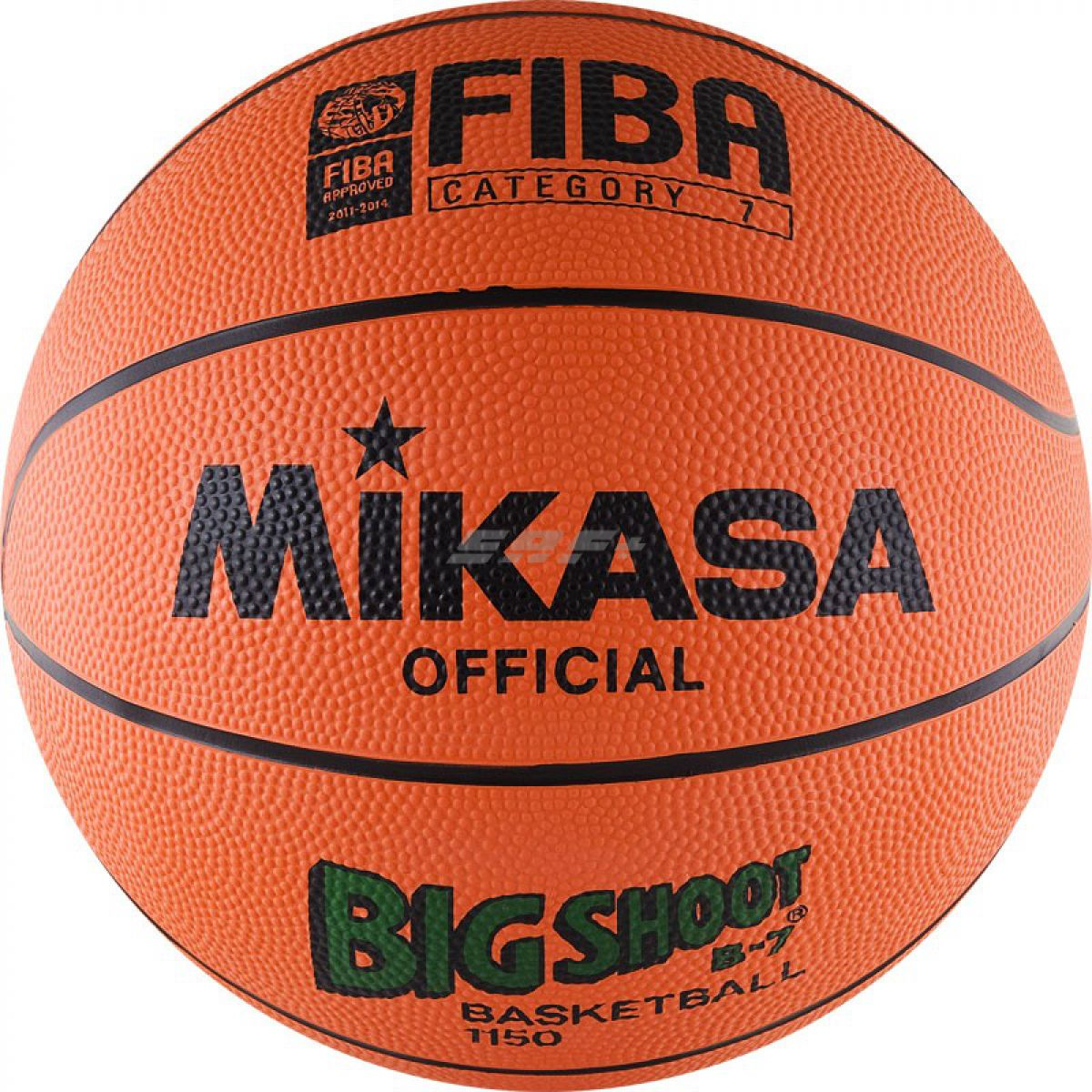 Мяч баскетбольный MIKASA 1150