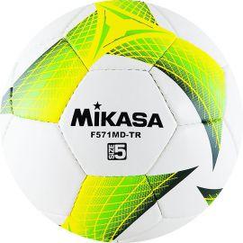 Мяч футбольный MIKASA F571MD-TR-G