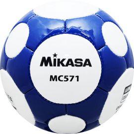 Мяч футбольный MIKASA MC 571 WB