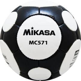 Мяч футбольный MIKASA MC 571 WBK