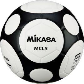 Мяч футбольный MIKASA MCL5-WBK