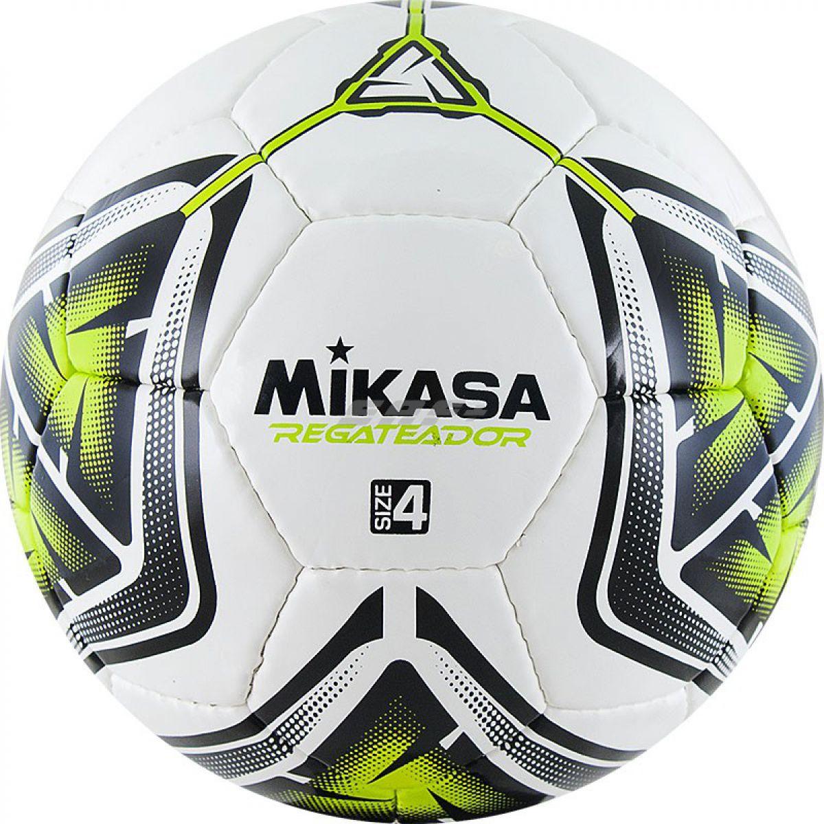 Мяч футбольный MIKASA REGATEADOR4-G