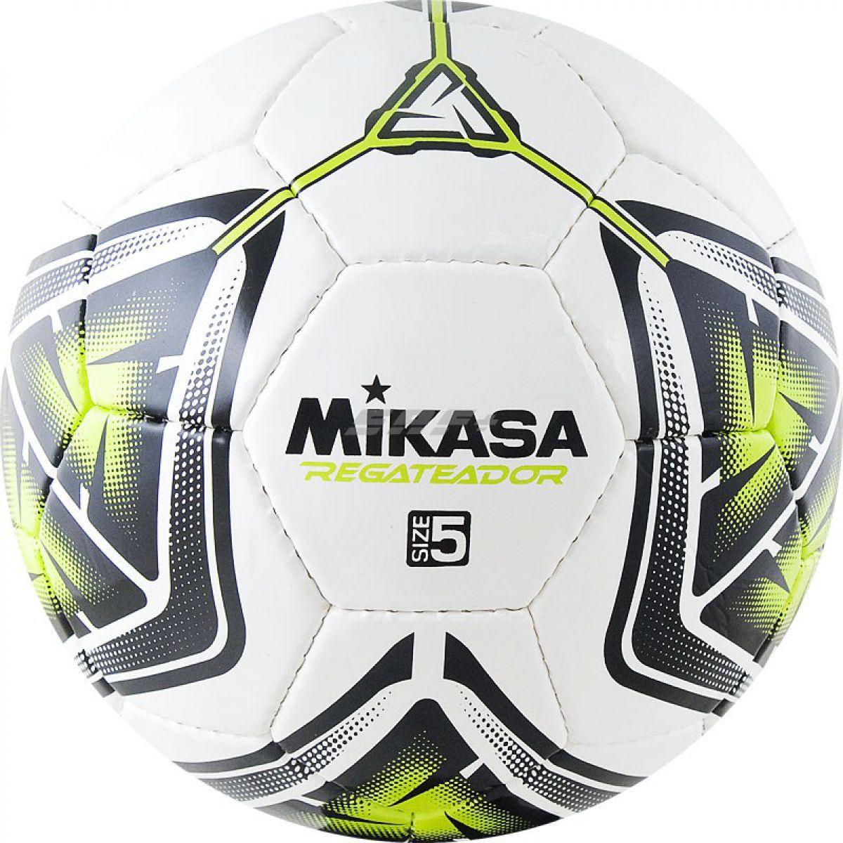 Мяч футбольный MIKASA REGATEADOR5-G