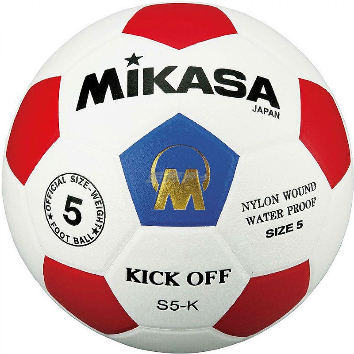 Мяч футбольный MIKASA S5-K-BR
