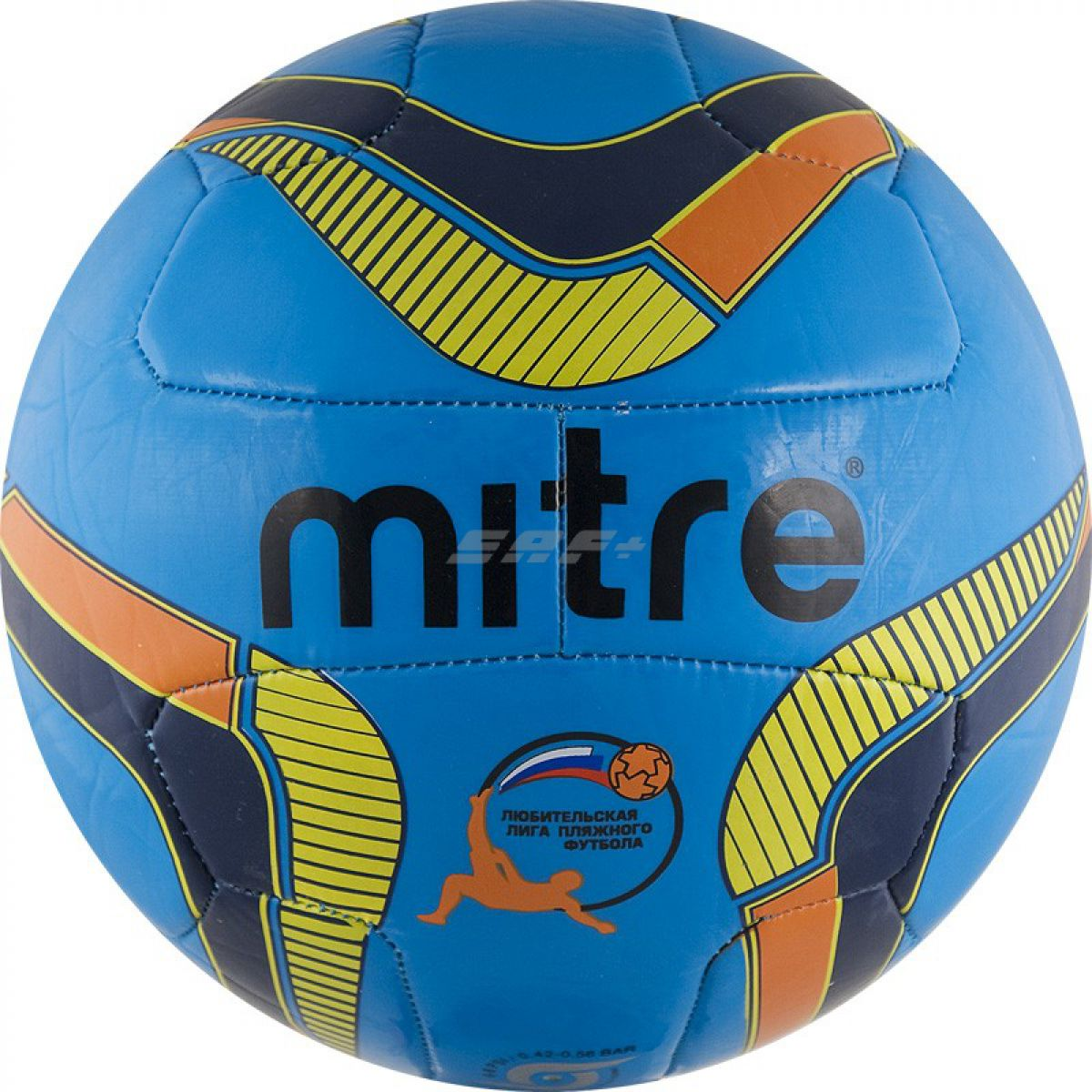 Мяч для пляжного футбола MITRE Beach Soccer Trainer V12