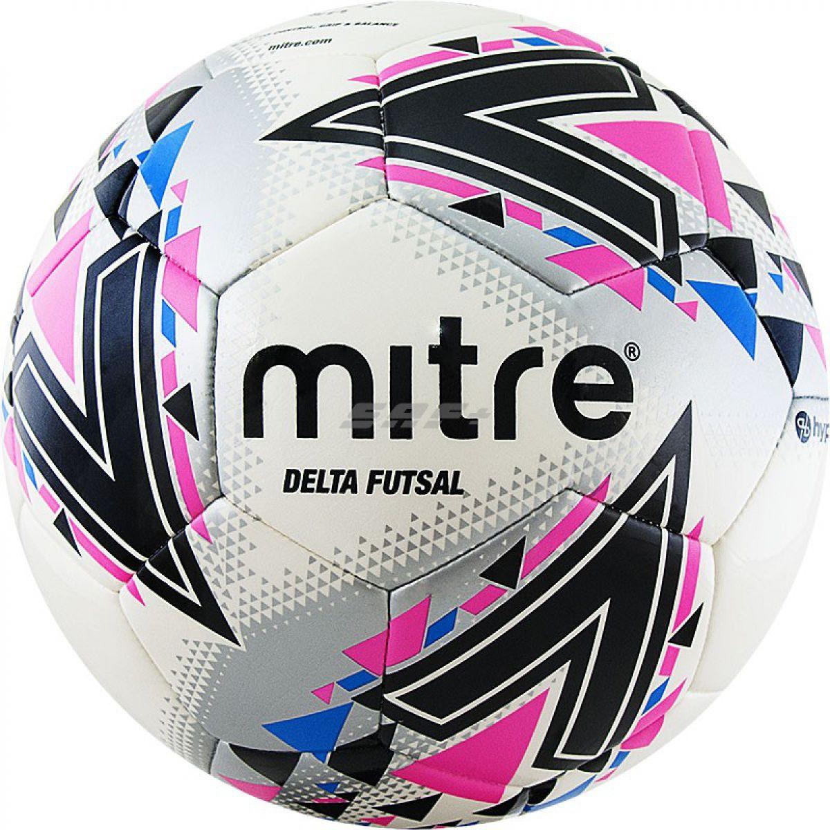 Мяч футзальный MITRE Futsal Delta FIFA PRO HP