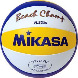 Мяч для пляжного волейбола Mikasa VLS300 Beach Champ