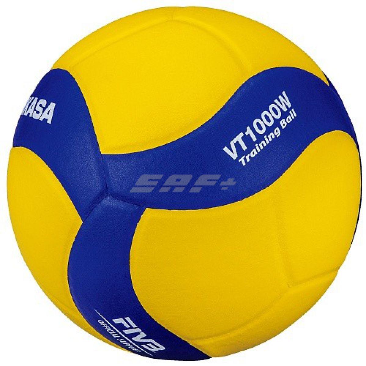 Мяч волейбольный Mikasa VT1000W