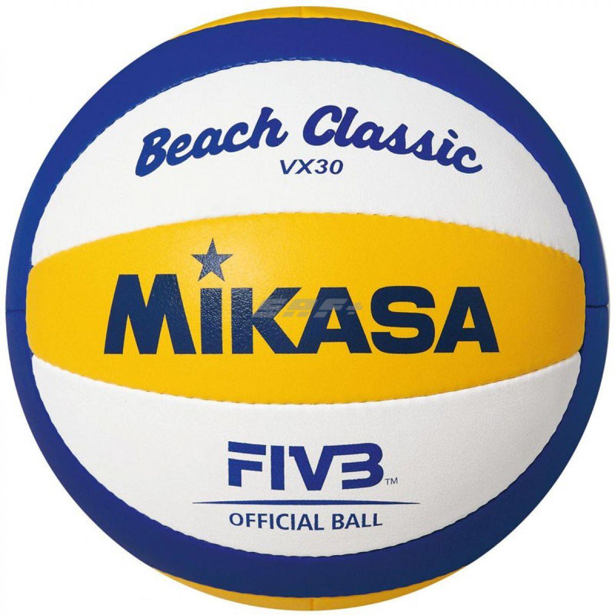 Мяч для пляжного волейбола Mikasa VX30