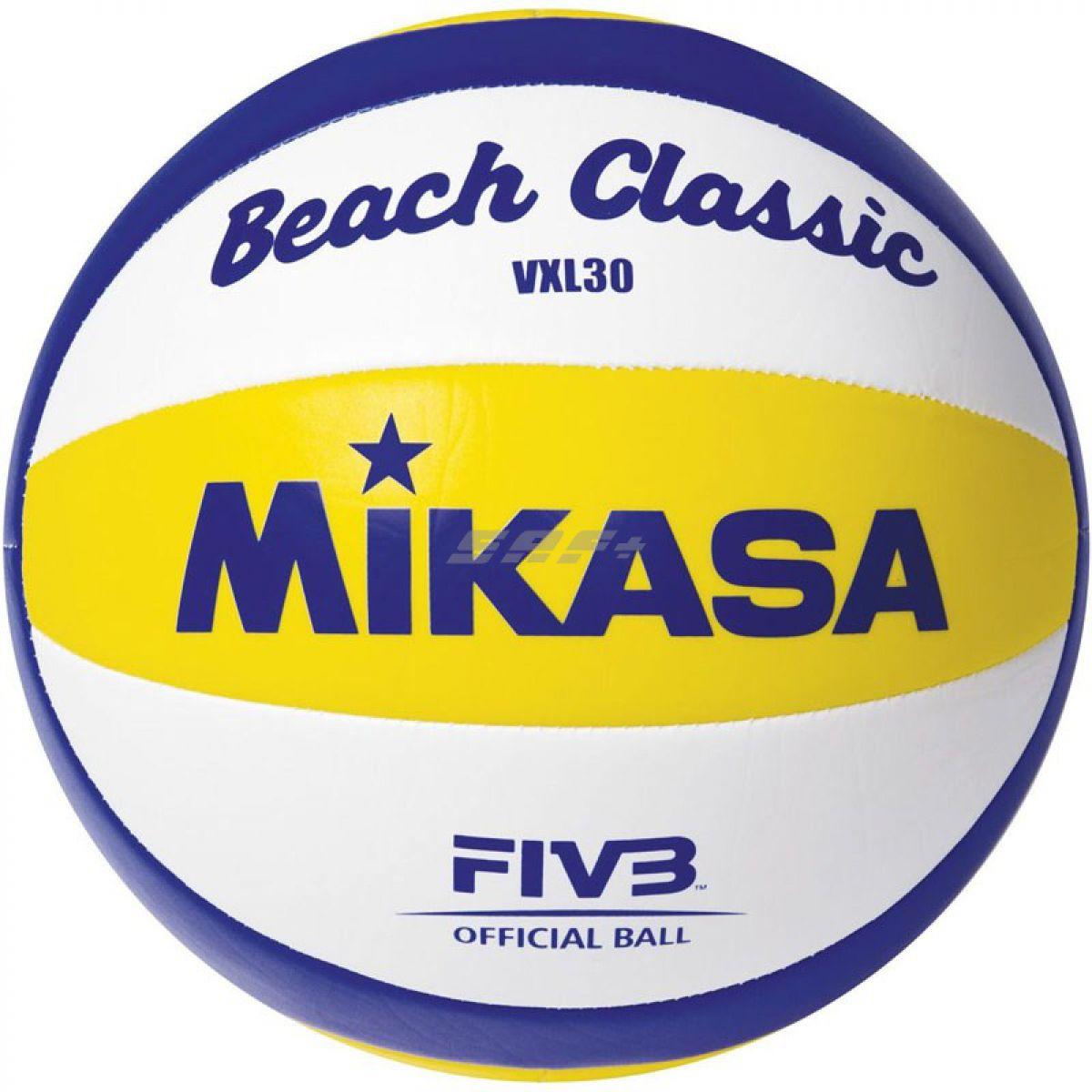 Мяч для пляжного волейбола Mikasa VXL30