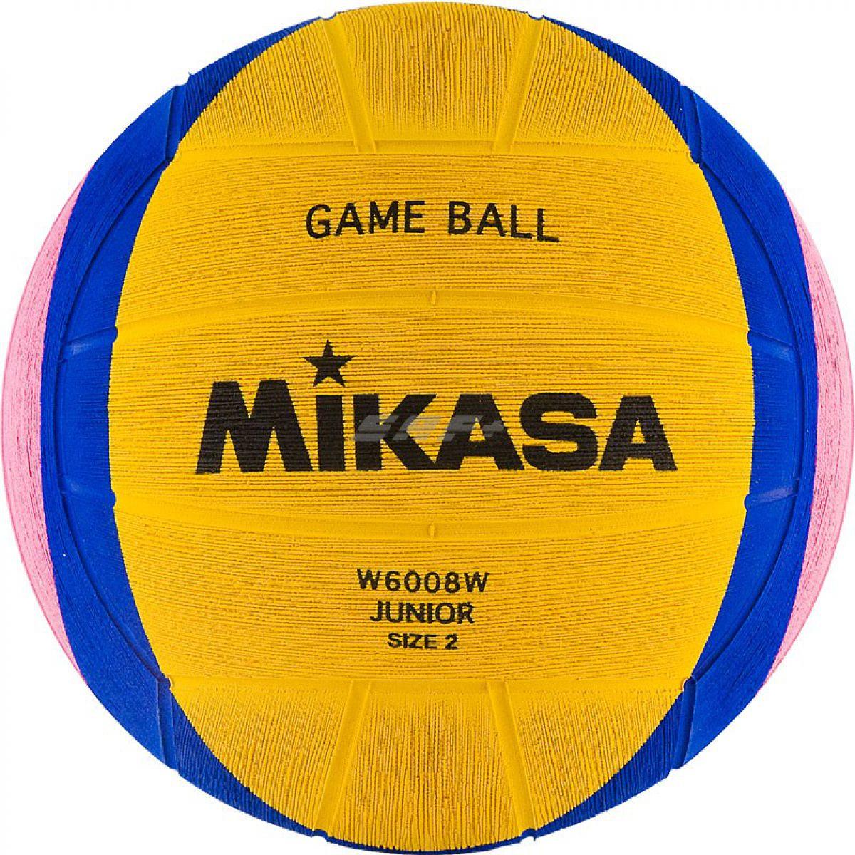 Мяч для водного поло Mikasa W6008W
