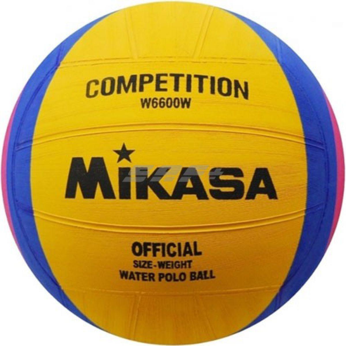 Мяч для водного поло Mikasa W6600W