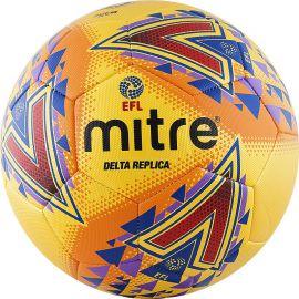 Мяч футбольный Mitre Delta Replica