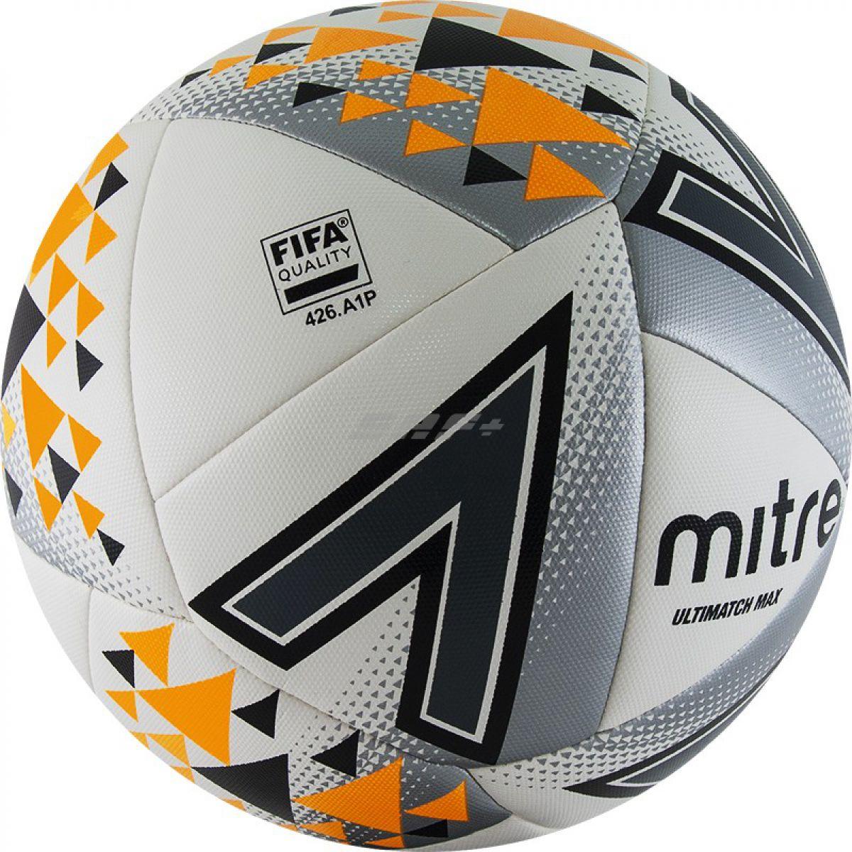 Мяч футбольный Mitre Ultimatch max