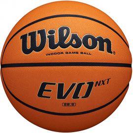 Мяч баск. WILSON EVO NXT, арт.WTB0901XB, р.6, микрофибра, оранжевый