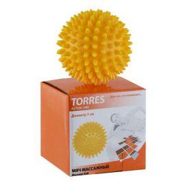Мяч массажный TORRES 7 см