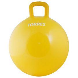 Мяч-попрыгун с ручкой Torres 45 см