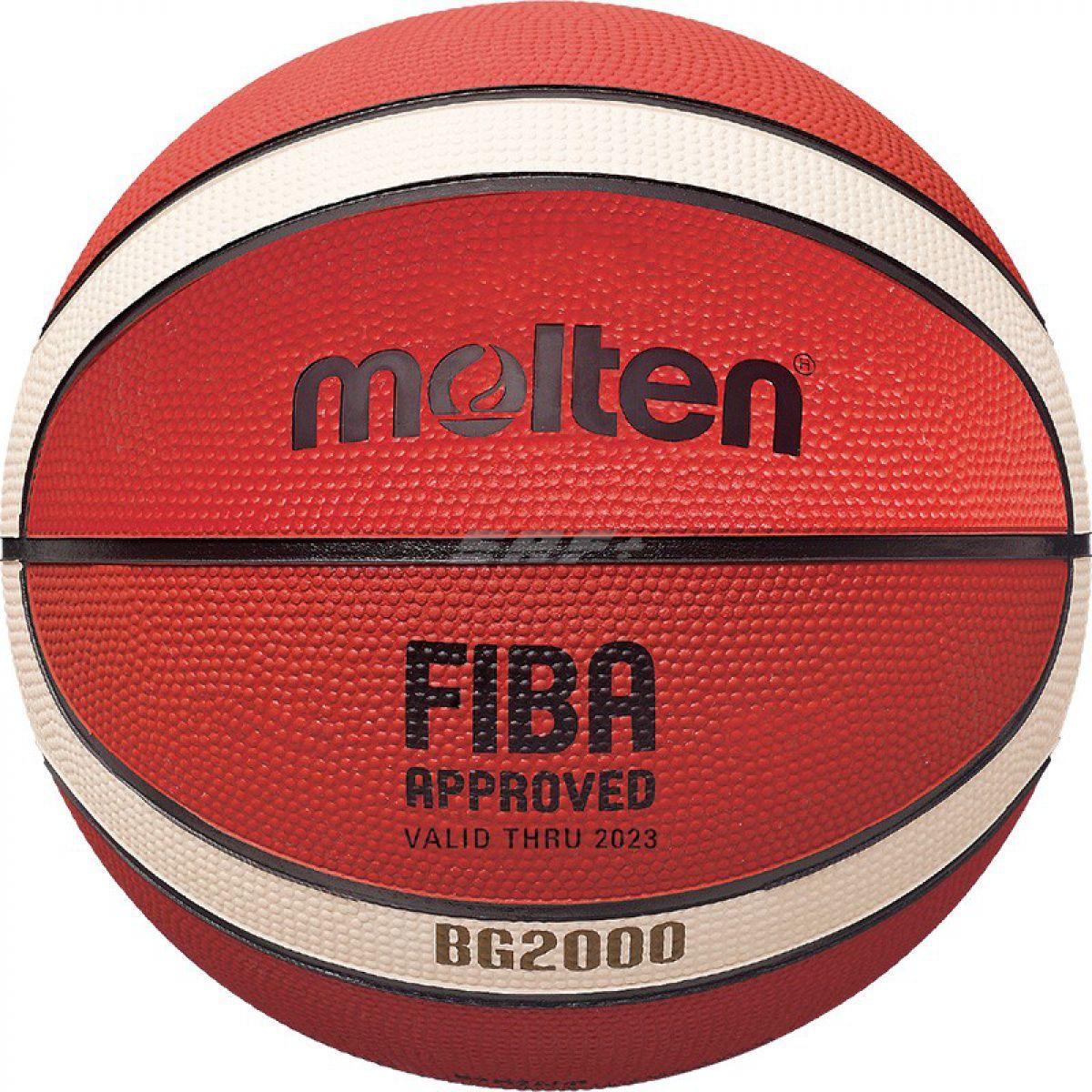 Мяч баскетбольный Molten B6G2000