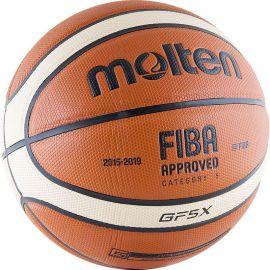 Мяч баскетбольный Molten BGF5X-RFB