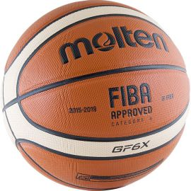 Мяч баскетбольный Molten BGF6X-RFB