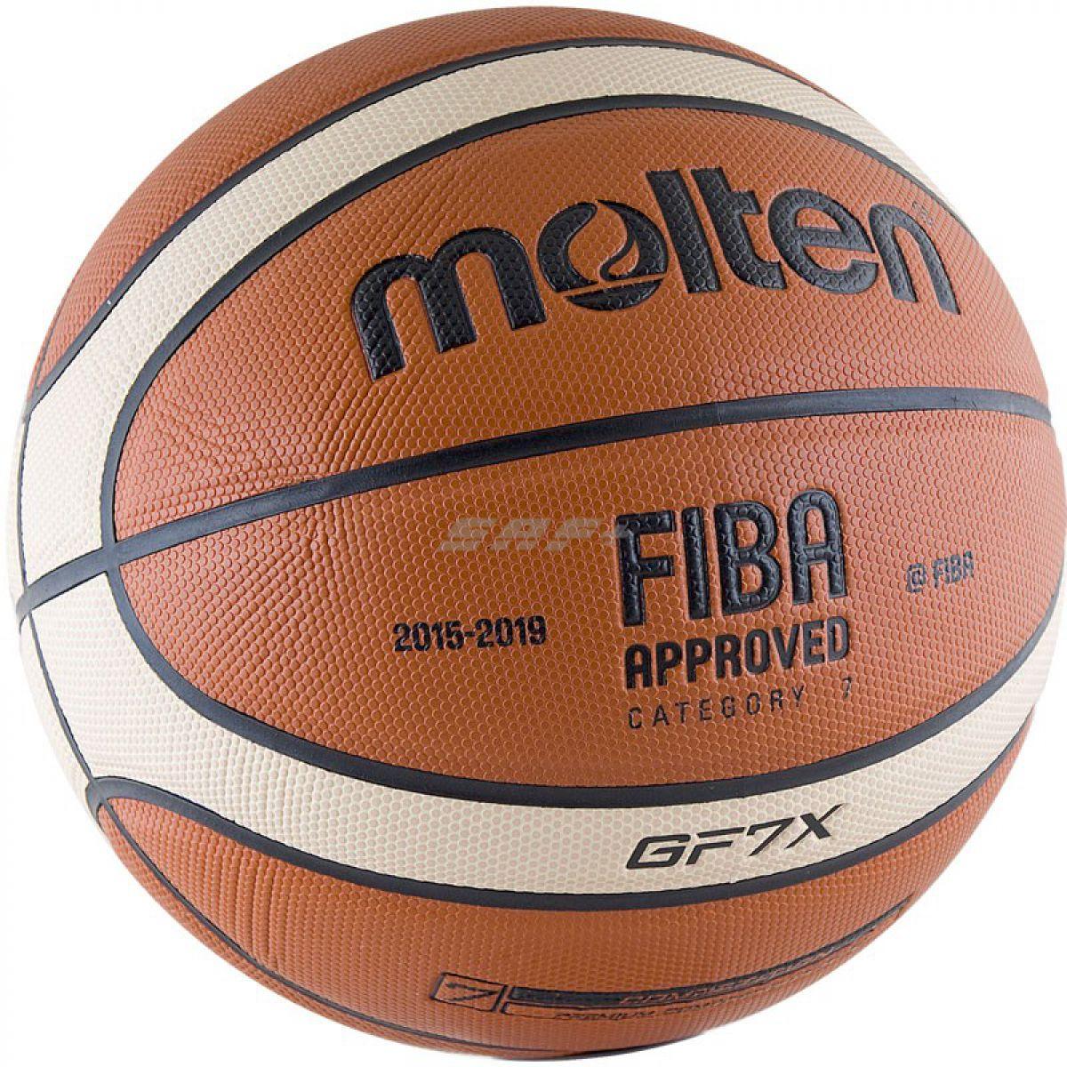 Мяч баскетбольный Molten BGF7X