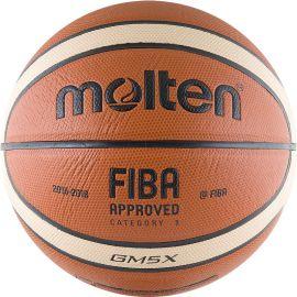 Мяч баскетбольный Molten BGM5X