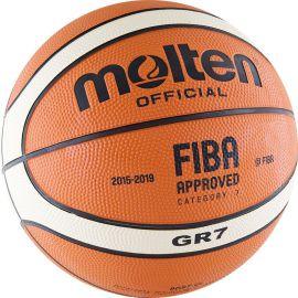 Мяч баскетбольный Molten BGR7-OI