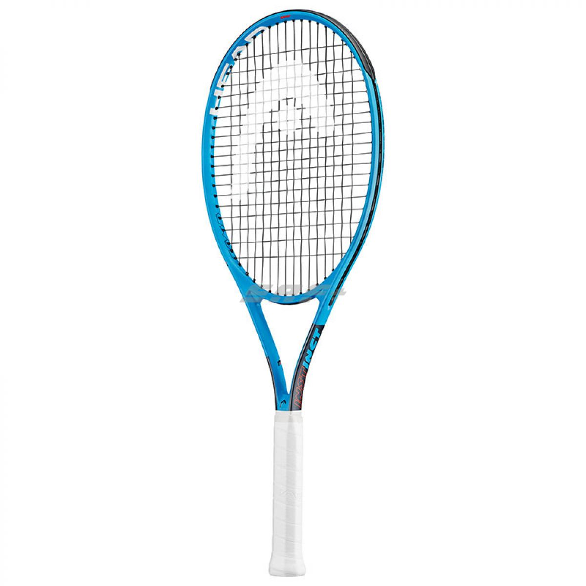 Ракетка теннисная Ракетка б/т HEAD Ti. Instinct Comp Gr2, арт.232229, для любит., титат.сплав, со струнами, сине-белый