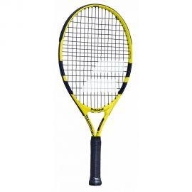 Ракетка б/т дет. BABOLAT Nadal 21 Gr000, арт.140247, для 5-7 лет, алюминий, со струнами,черно-желтый