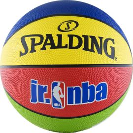 Мяч баскетбольный SPALDING 2015 JR NBA/RG
